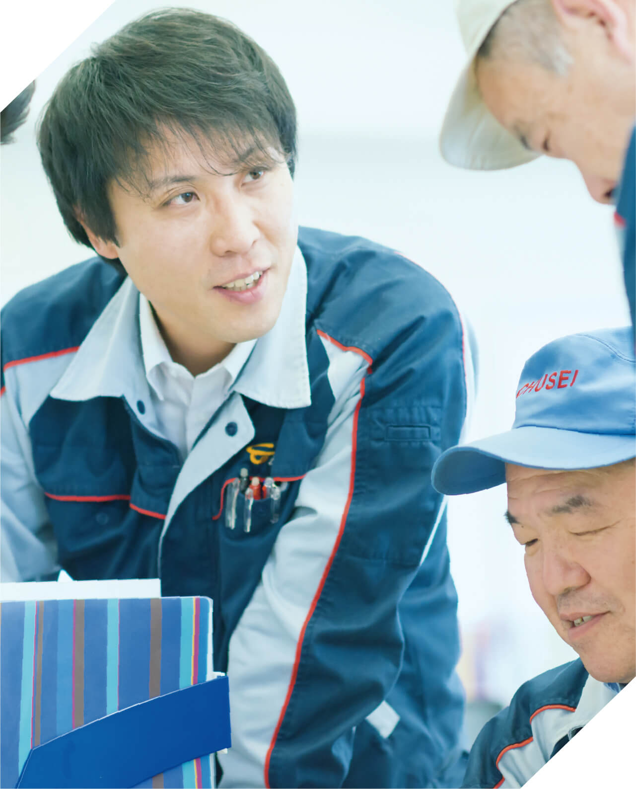 管理・サポート部門MANAGEMENT/SUPPORT